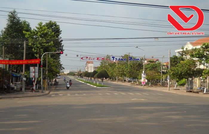 Bất động sản tại Trảng Bom sẽ tăng giá mạnh khi khung giá đất mới được điều chỉnh