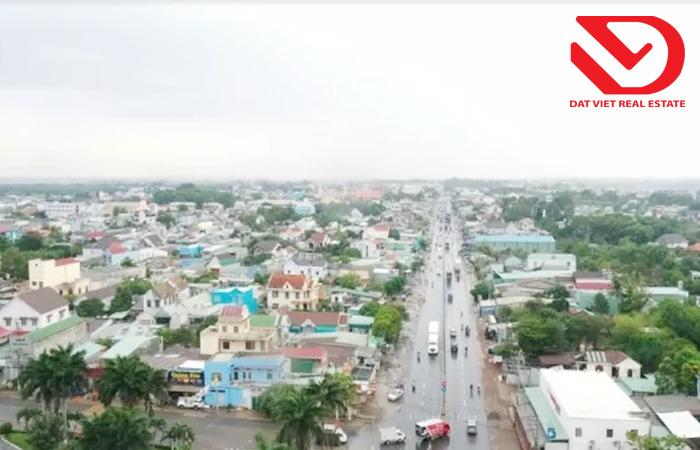 Kinh tế Trảng Bom phát triển nhanh và tốc độ đô thị hóa chỉ sau thành phố Biên Hòa
