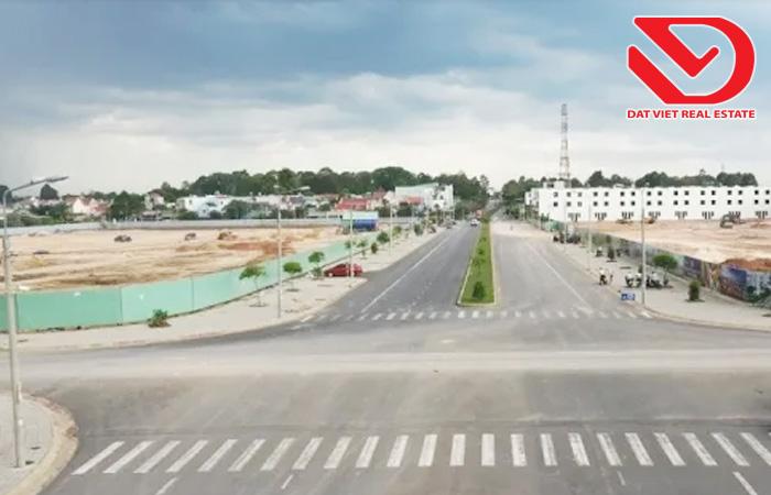 Các dự án bất động sản dọc theo trục đường 30/4, trung tâm hành chính Trảng Bom được nhiều người quan tâm