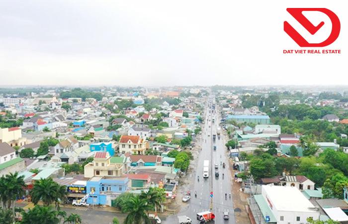 Trảng Bom liền kề thành phố Biên Hòa nhưng giá bất động sản mềm hơn rất nhiều
