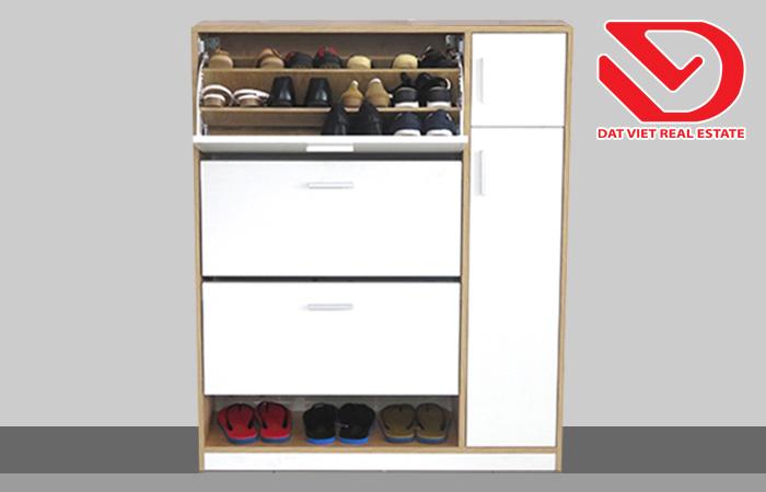 Kệ tủ giày trong căn hộ chung cư thế nào là hợp phong thủy?