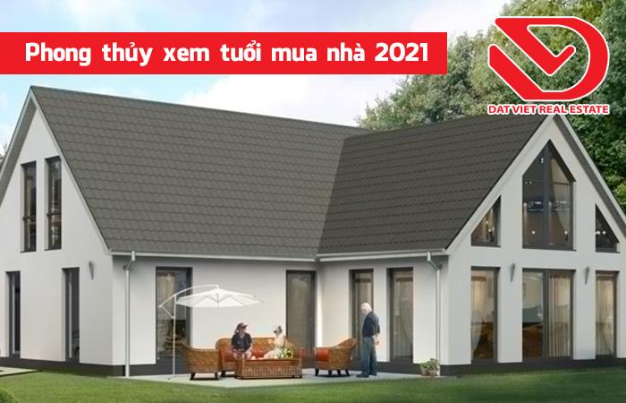 Xem tuổi mua nhà năm 2021 Tân Sửu
